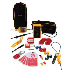 Martindale VIPLOKPRO150 Voltage Indicator, Proving Unit & PRO Lock Kit