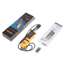 Martindale VT12 Voltage & Continuity Tester - Kit