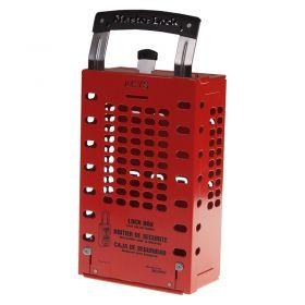 Masterlock 503 Wall-Mounted Lockout Box - Front