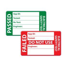 Medium Passed Failed Labels