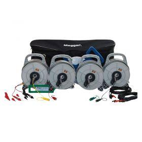 Megger 1010-177 ETK50 50m Earth Test Cables & Spikes Kit