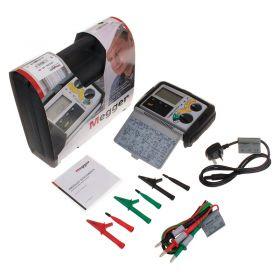 Megger LRCD220 RCD Tester  - Kit