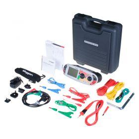 MFT1735-BS Multifunction Tester Bluetooth c/w Earth Spike Kit