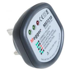 megger mst210 bs1363 socket tester