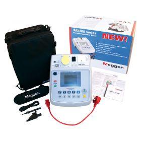 Megger PAT320 Dual Voltage Pat Tester
