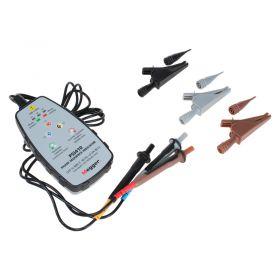 Megger PSI410 50Hz Phase Rotation Tester kit