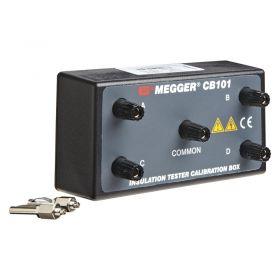 Megger CB101 5 kV Calibration Box - Front angled