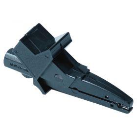 Metrel A1013 Crocodile Clip Black