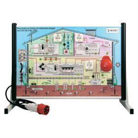 Metrel MA 2067 Full Low-Voltage Installation Demonstration Board