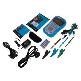 Metrel MI3122 Z Line Loop RCD Tester - Kit