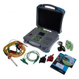 Metrel MI3200 TeraOhm 10Kv Insulation Tester - Kit
