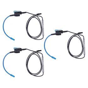 Metrel S2095 3x A1501 Mini Flexible Current Clamp Set