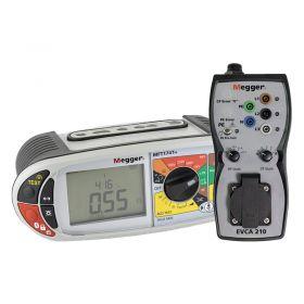 Megger MFT1741+ Multifunction Tester & EVCA210-UK EV Charge-Point Adapter Kit