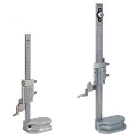 """Mitutoyo Series 506/514 Vernier Adjustable Scale Height Gauge: 0-1,000mm / 0-40"""""""