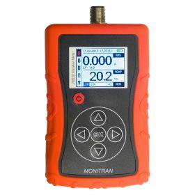 Monitran VM220 Portable Handheld Vibration Meter