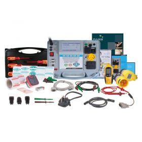 Metrel OmegaPAT Tester - PAT Essentials Kit (Bundle 1)