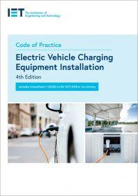 IET Code of Practice: EV Charging Equipment Installation 3rd Edition