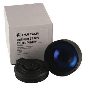 Pulsar 2x Lens Converter