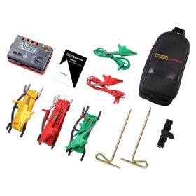 Robin Amprobe KMP7010 Earth Resistance Tester kit