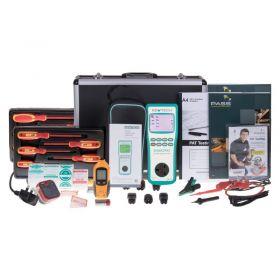 Kewtech SMARTPAT PAT Tester – PAT Essentials Kit (Bundle 1)