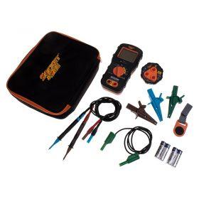 Socket & See DLMPRO Combined Digital Multimeter, Loop & Socket Tester  - Kit