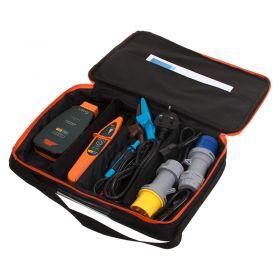 Socket and See FFCB 1140UK Dual Voltage Fuse Finder Kit case open