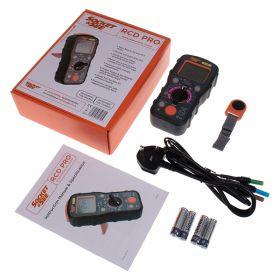 Socket & See RCD PRO Professional RCD Tester - Kit