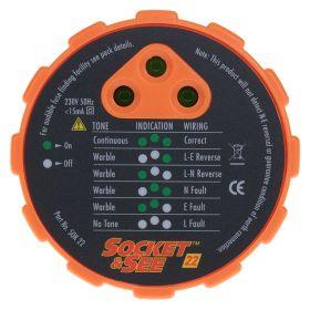 Socket & See SOK22 Craftsman Socket Tester - Front