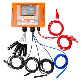 Sonel PQM-700 Power Quality Analyser w/ 3x Flexible Clamps (1.5kA, 3kA & 6kA)