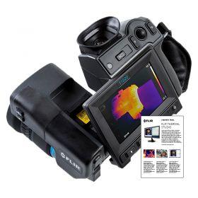 FLIR T1020 w/ Choice of Twin/Triple Lens Kit + software