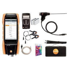 Testo 300 Smart Flue Gas Analyser – Advanced Kit