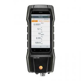 Testo 300 Flue Gas Analyser – Limited Black Edition