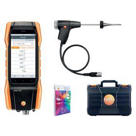 Testo 300 Long Life Flue Gas Analyser – Standard Kit WITHOUT Printer