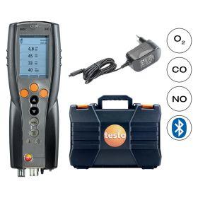 Testo 340 Flue Gas Analyser – Basic Combustion Kit