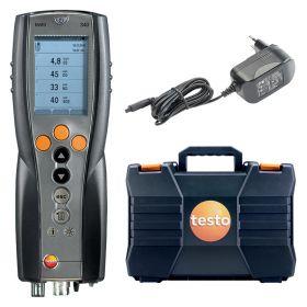 Testo 340 Flue Gas Analyser - NO₂/ NOx Kit