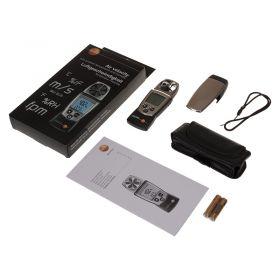 Testo 410-2 Handy Vane Anemometer - Kit