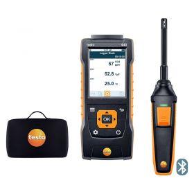 Testo 440 CO₂ Kit with Bluetooth