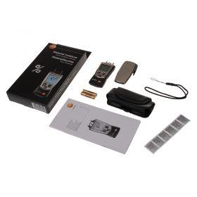 Testo 606-1 Material Moisture Meter - Kit