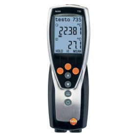 Testo 735-1 Advanced Multi-Channel Thermometer