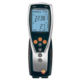 Testo 735-2 - Multi-Channel Thermometer