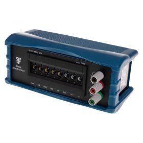Time Electronics Resistance Box 1 Ohm 100M Ohm