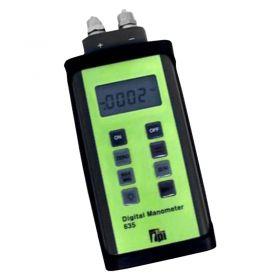 TPI 635 Dual Input Tuffman Digital Manometer