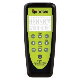 TPI DC580C2 Airflow Meter Kit