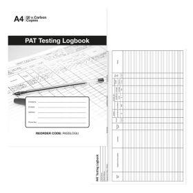 PAT Testing Logbook