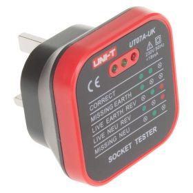 UNI-T UT07A Socket Tester