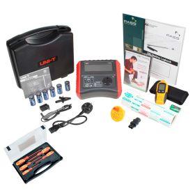 UNI-T UT528 Exclusive PAT Kit For Schools (PAT Tester)
