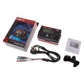UNI-T UT582 Digital RCD Tester - Kit
