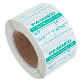 500 Wm1 Pass Pat Testing Label Roll