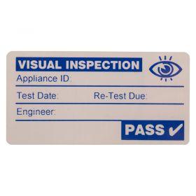 Visual Inspection Pat Label