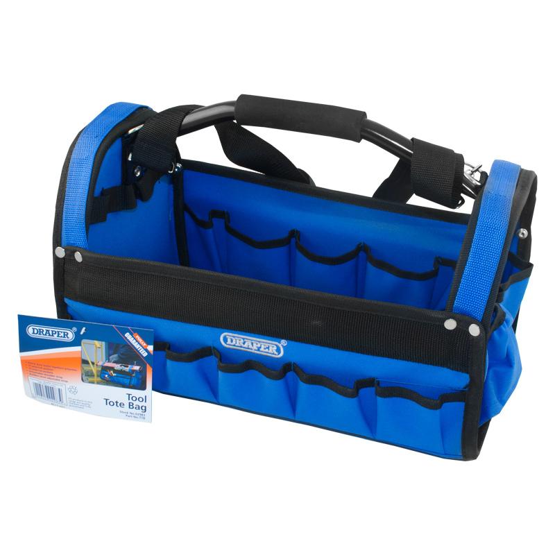 Draper Expert 87358 Heavy-Duty Small Tool Bag